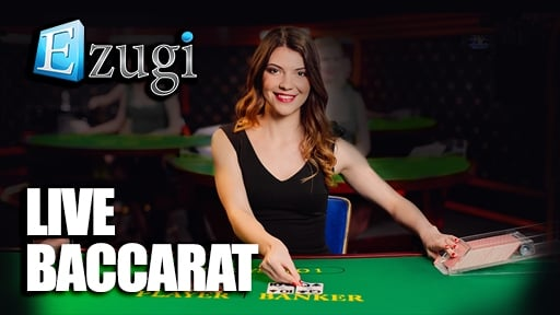 Casino Live Dealers Baccarat