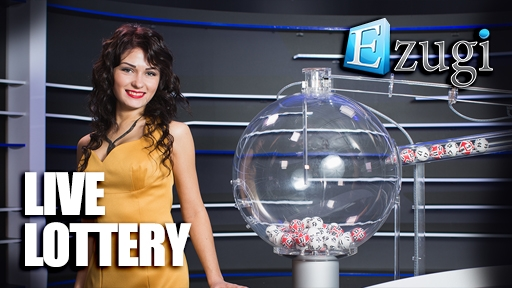 Play online casino Live Lottery