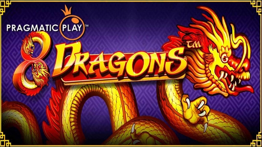 8 Dragons from Pragmatic Play