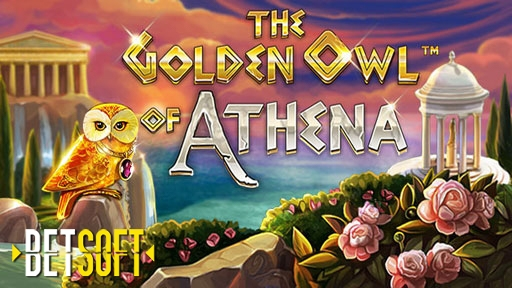 Casino 3D Slots The Golden Owl of Athena