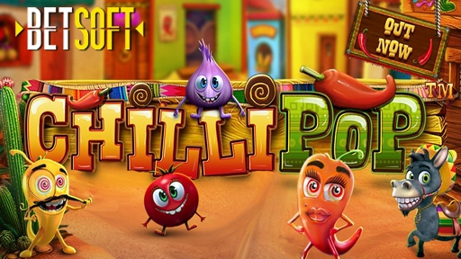 Casino Slots Chillipop
