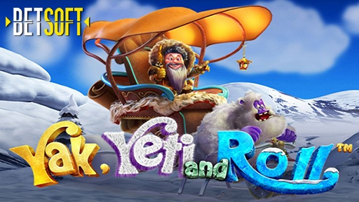 Casino 3D Slots Yak Yeti and Roll