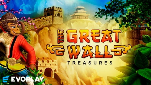Casino 3D Slots The Great Wall Treasure