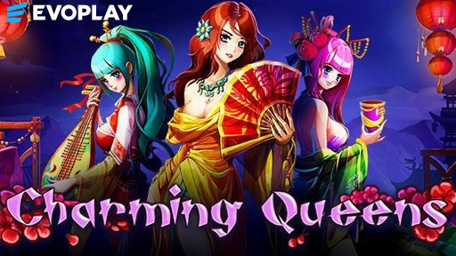 Play online Casino Charming Queens
