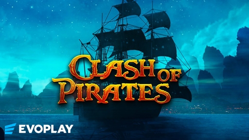 Casino Slots Clash of Pirates
