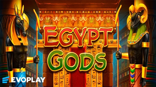 Play online Casino Egypt Gods