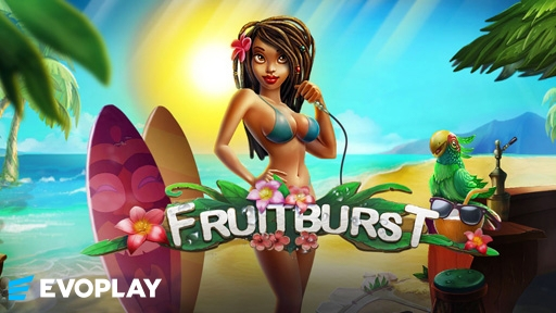 Casino 3D Slots Fruit Burst