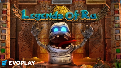Casino 3D Slots Legend of Ra