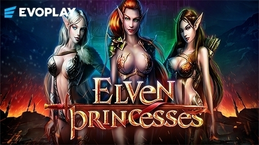 Play online Casino Elven Princesses