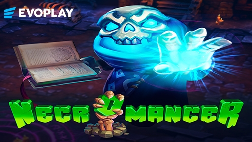 Play casino 3D Slots Necromancer