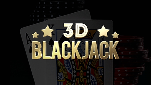 Play online casino Table Games 3D Blackjack