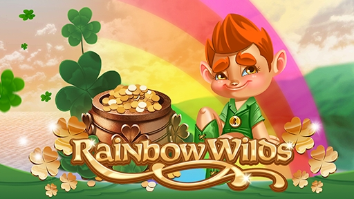 Play online Casino Rainbow Wilds