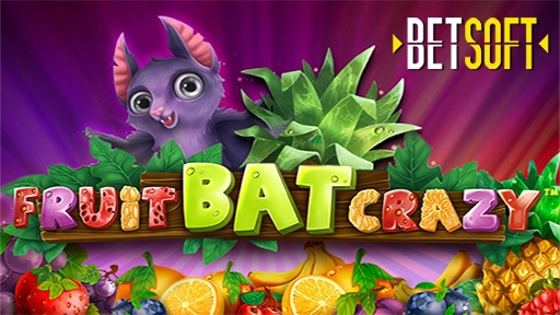 Play online casino 3D Slots Fruitbat Crazy