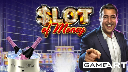 Slot Of Money from Game Art