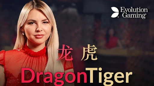 Dragon Tiger from Evolution Gaming