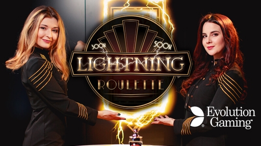 Casino Live Dealers Lightning Roulette