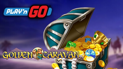 Golden Caravan from Play'n GO