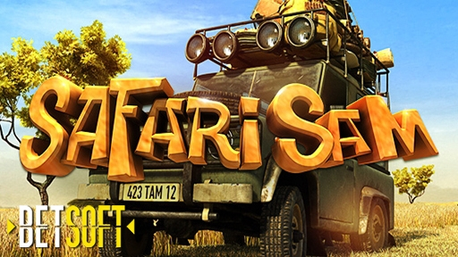 Casino 3D Slots Safari Sam