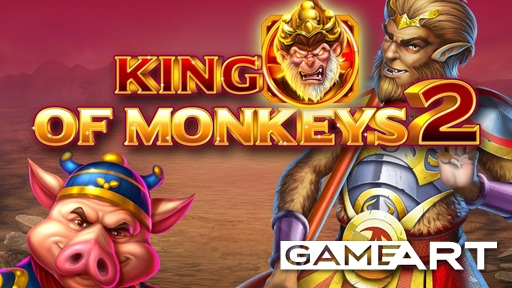 Casino Slots King of Monkeys 2
