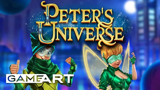 Casino Slots Peters Universe