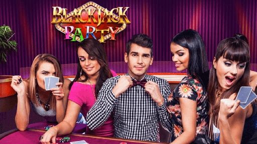 Play online casino Live Dealers Blackjack Party