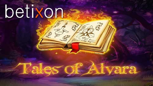 Play online casino Slots Tales of Alvara
