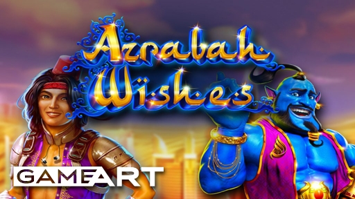 Play online casino Slots Azrabah Wishes
