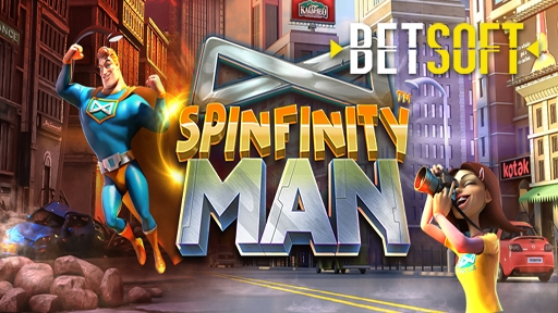 Play online Casino Spinfinity Man