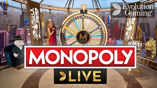 Play online casino Live Dealers Monopoly Live