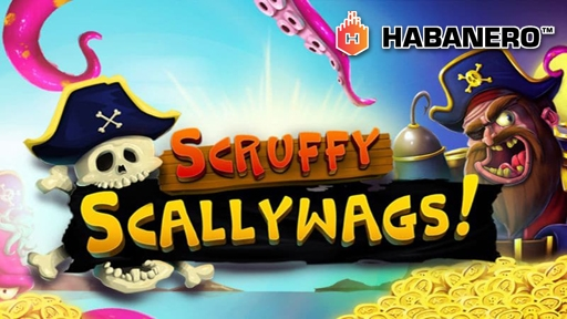 Play online Casino Scruffy Scallywags