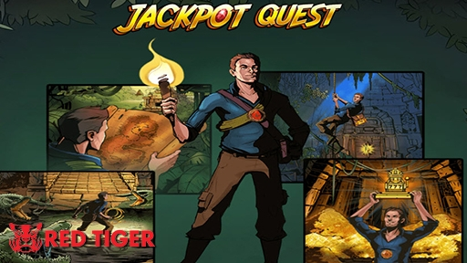 Jackpot Quest from Red Tiger