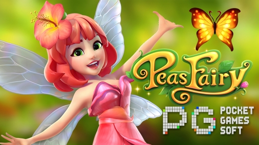 Play online Casino Peas Fairy