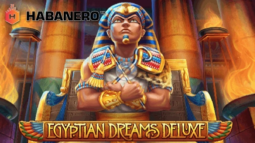Egyptian Dreams Deluxe from Habanero