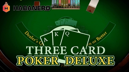 Play online Casino Three Card Poker Deluxe