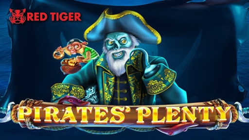 Pirates Plenty from Red Tiger