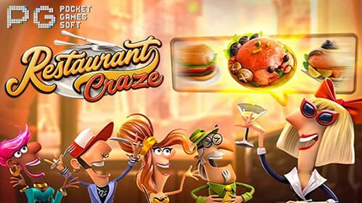 Casino 3D Slots Restaurant Craze