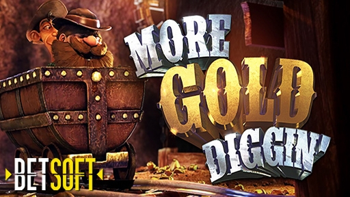 Play online casino More Gold Diggin