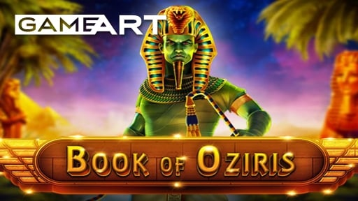 Casino Slots Book of Oziris