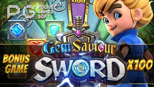 Casino 3D Slots Gem Saviour Sword