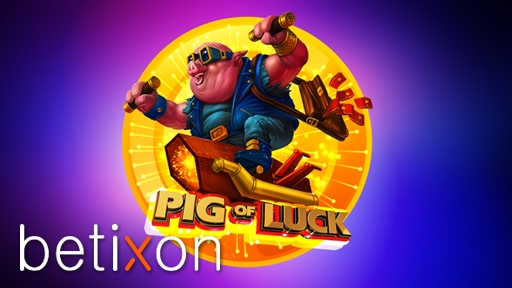 Play online Casino Pig of Luck