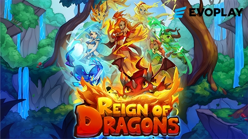 Play online Casino Reign of Dragon