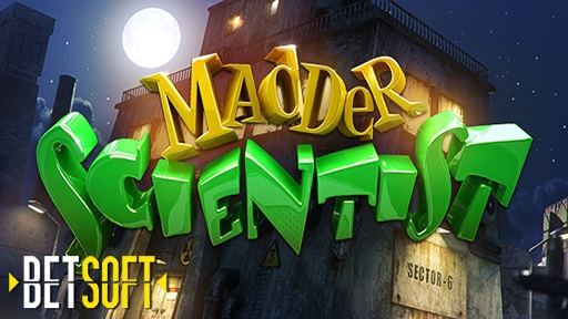 Casino 3D Slots Madder Scientist