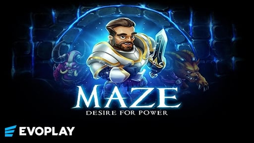 Maze from Evoplay Entertainment
