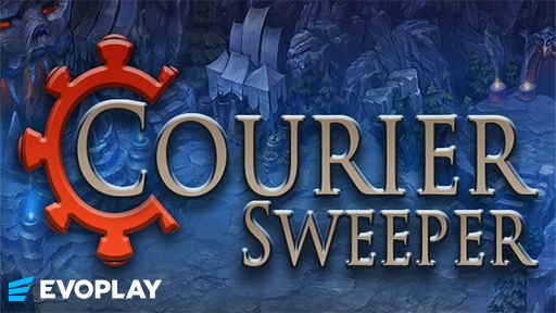 Play online Casino Courier Sweeper