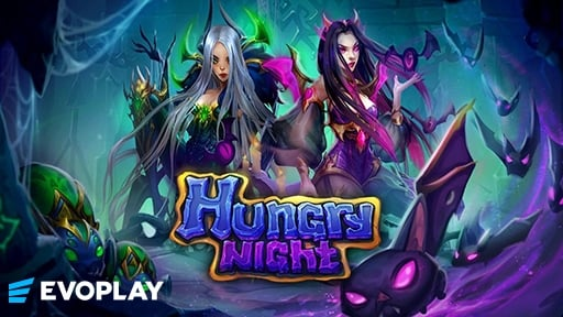 Play online Casino Hungry Night