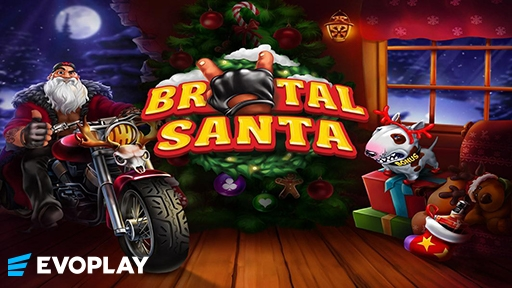 Brutal Santa from Evoplay Entertainment