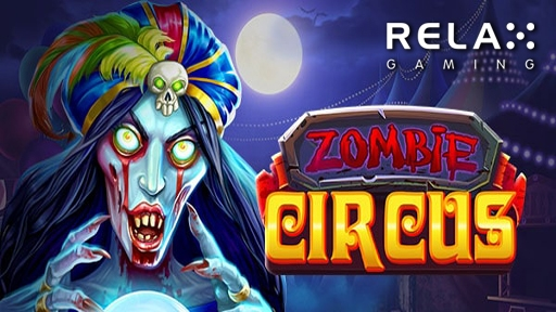 Play online casino Slots Zombie Circus