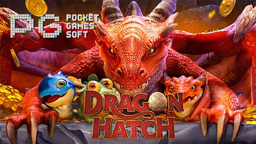 Play online casino 3D Slots Dragon Hatch