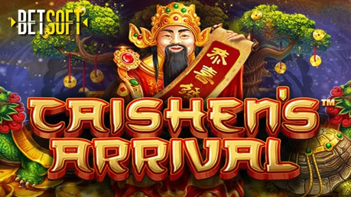 Play online Casino Caishens Arrival