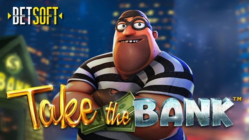 Play online casino 3D Slots Take The Bank